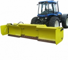 Power Extender Plow