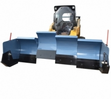 Contour X Model for Skidsteers